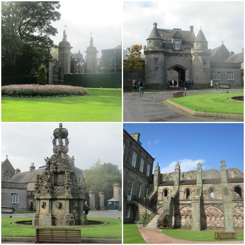 Hollyrood Castle 1